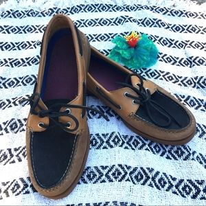 Sperry Lea Boat Loafer Shoes Woman 9.5 W